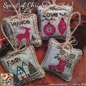Lila's Studio - Spirit of Christmas 1