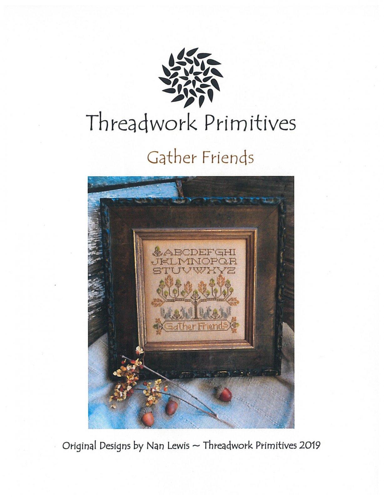 Threadwork Primitives - Gather Friends