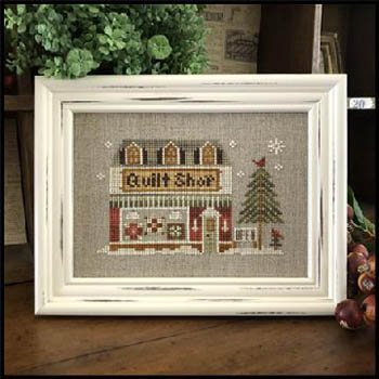 Little House - The Quiltshop Hometown Holiday
