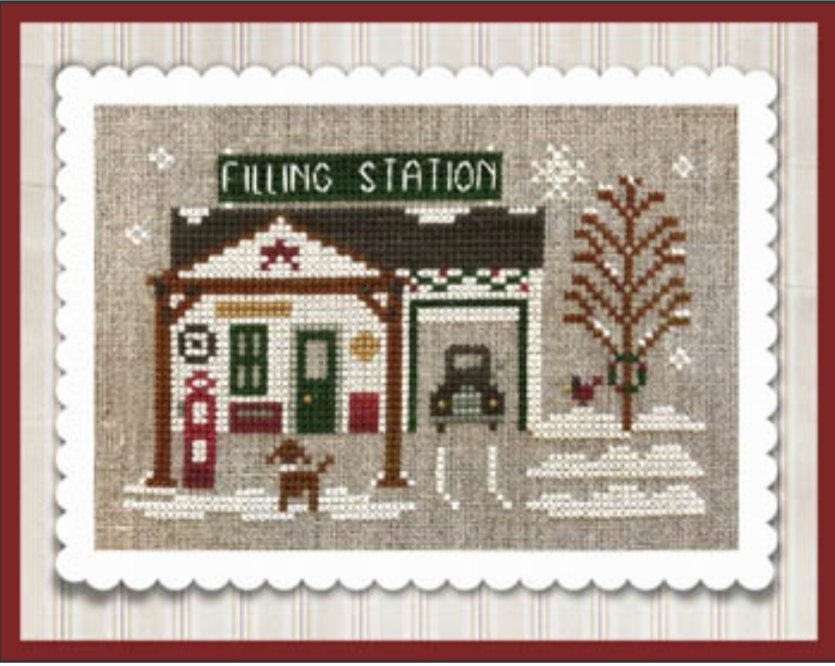 Little House - Pop's Filling Station Hometown Holiday