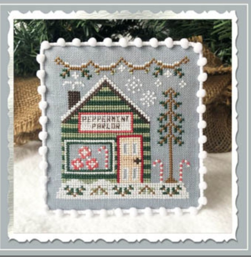 Country Cottage - Peppermint Parlor