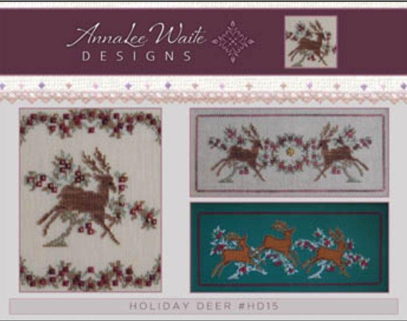 Annalee Waite Designs - Holiday Deer