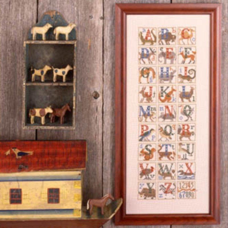 Prairie Schooler - Animal Alphabet