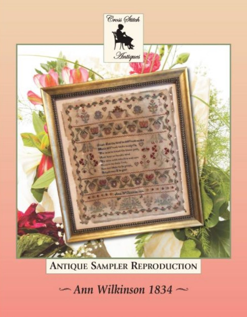 Cross Stitch Antiques - Ann Wilkinson 1834