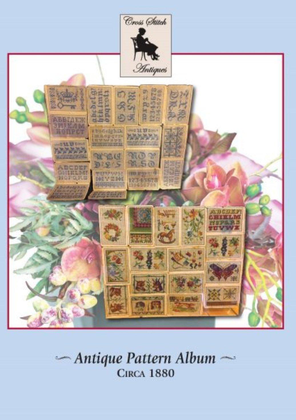 Cross Stitch Antiques - Antique Pattern Album