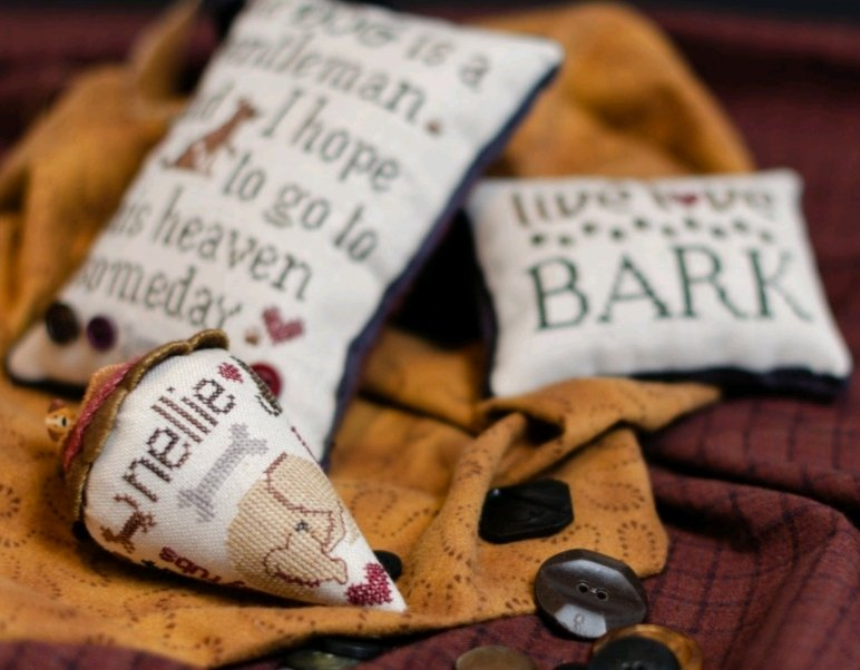 Erica Michaels Designs - Bark Berry