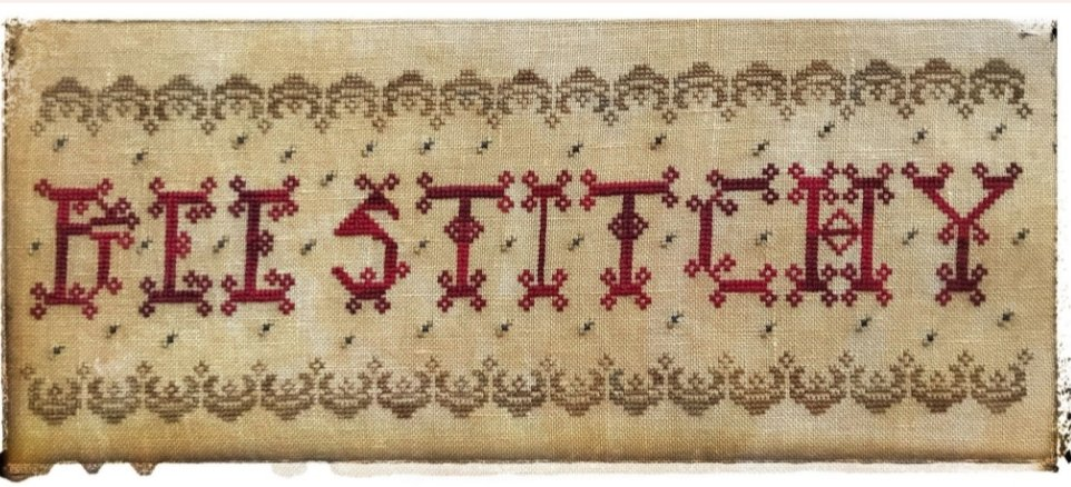 Lucy Beam - Bee Stitchy