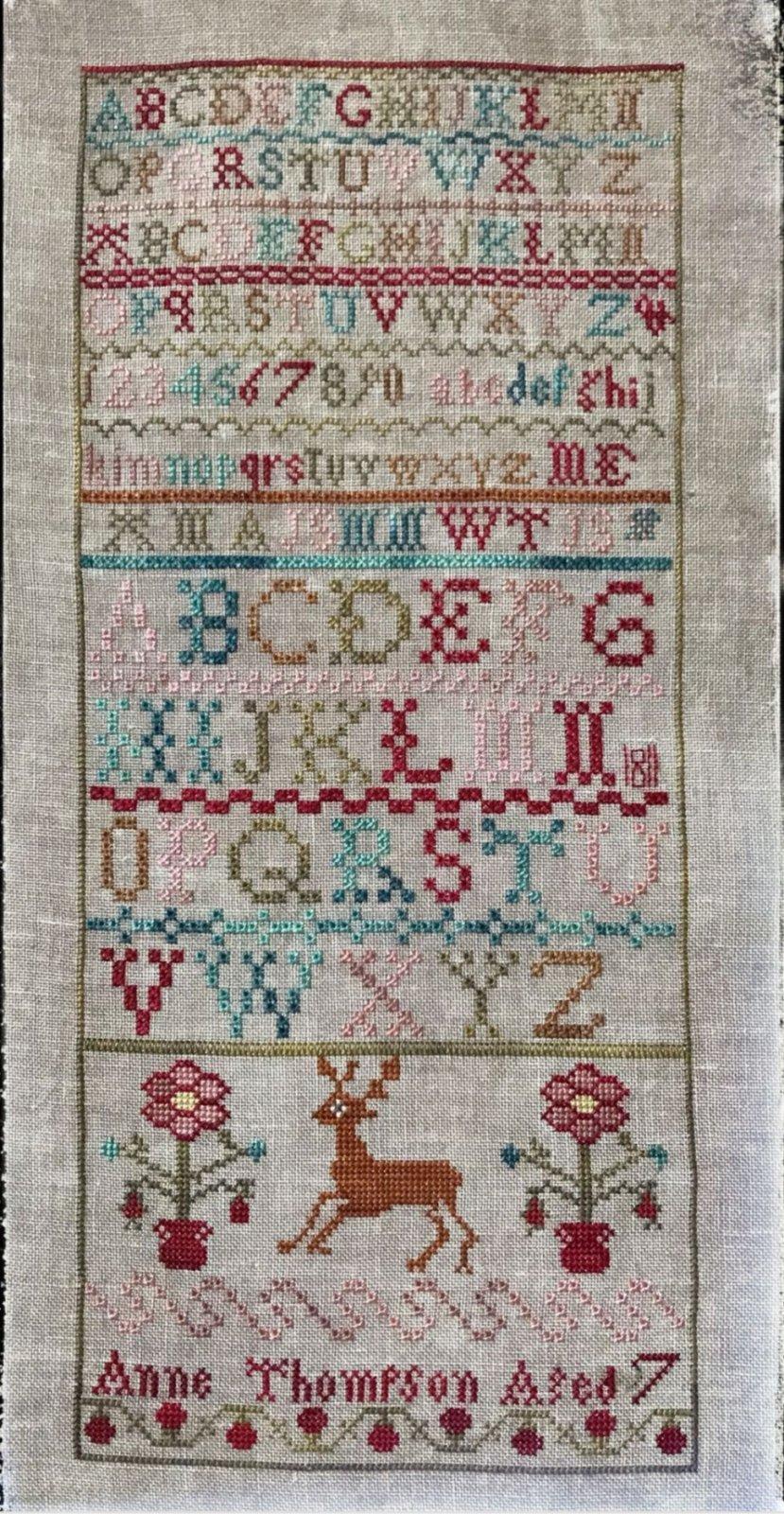 Lucy Beam - Anne Thompson 1811