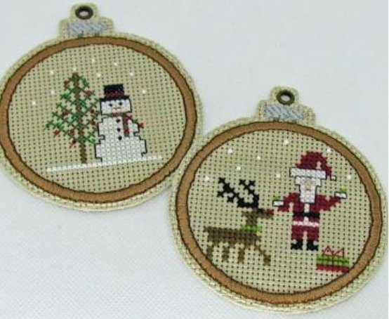 Praiseworthy Stitches - Christmas Delights