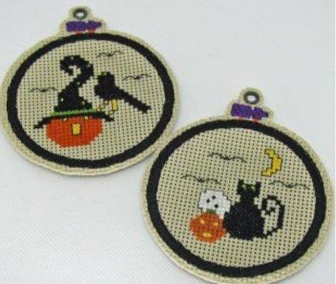 Praiseworthy Stitches - Halloween Frights