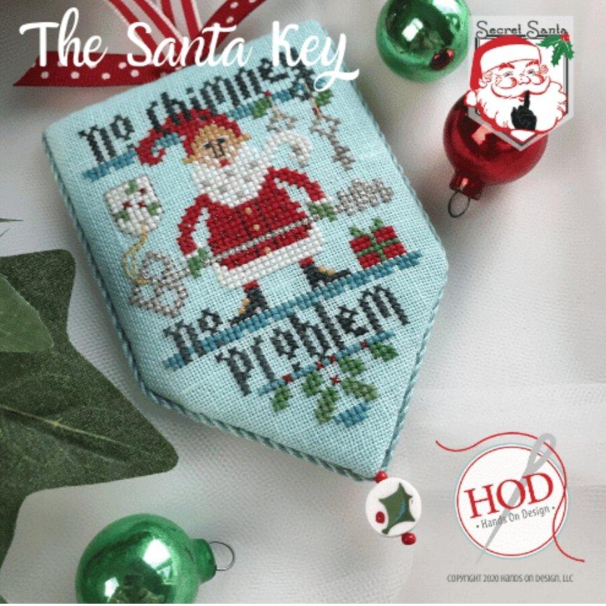 Hands On Design - The Santa Key