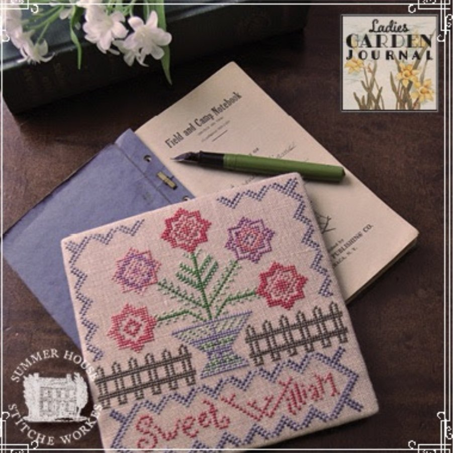 Summer House - Ladies Garden Journal - Sweet William