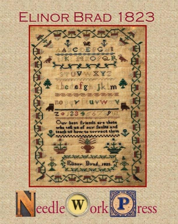 NeedleWorkPress - Elinor Brad 1823