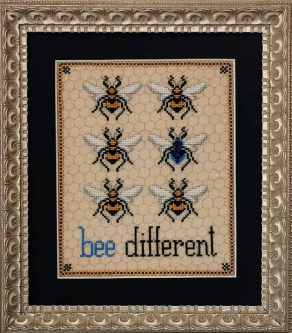 Blackberry Rabbit - Bee Different