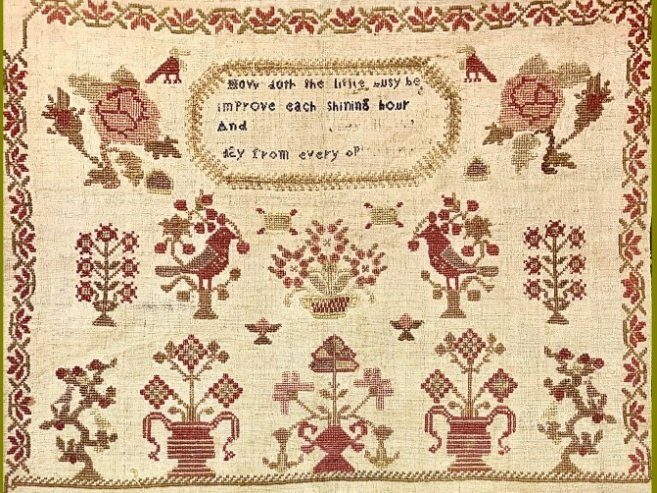 NeedleWorkPress - The Little Busy Bee