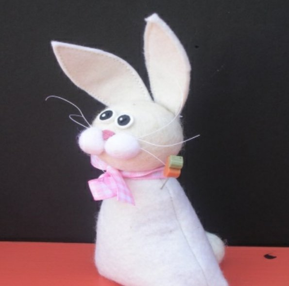 Val's Stuff - Bunny Tales Pincushion