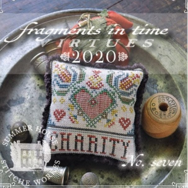 Summer House - Charity 2020 Fragments in Time Virtues