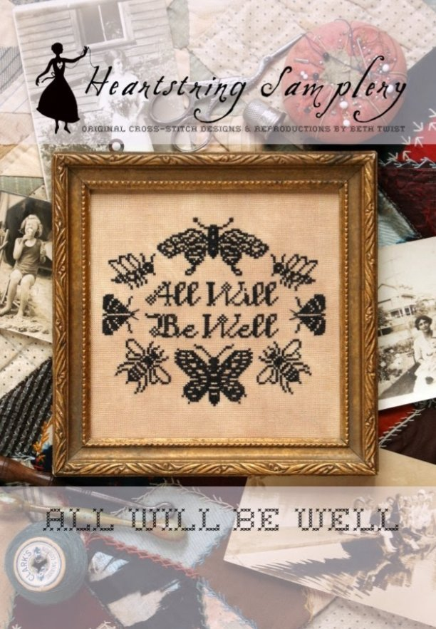 Heartstring Samplery - All Will Be Well