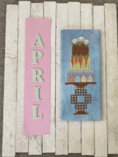 Aury TM - April Cake