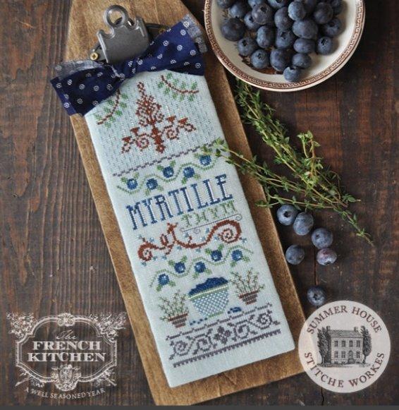 Summer House - Myrtille et Thym - French Kitchen