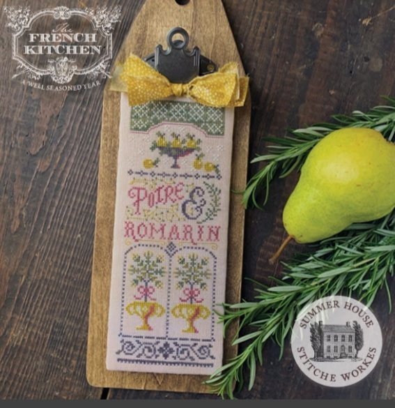 Summer House - Poire et Romarian - French Kitchen