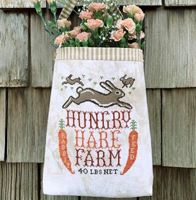 Carriage House Samplings - Hungry Hare Feed Sack