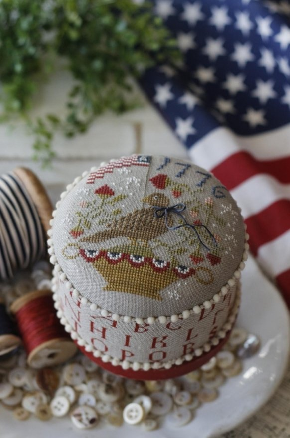 With Thy Needle and Thread - Happy Birthday America!