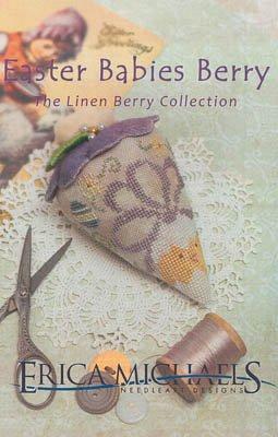 Erica Michaels - Easter Babies Berry - Linen
