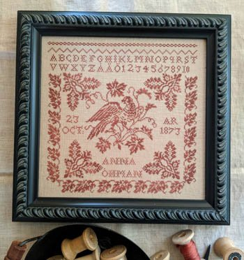 Lila's Studio - Anna Ohman 1873