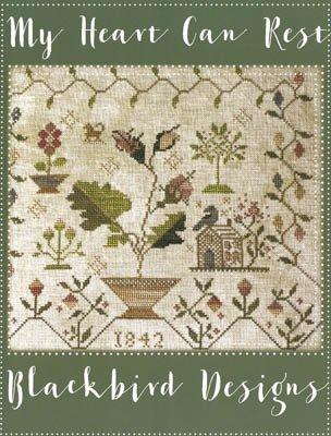 Blackbird Designs - My Heart Can Rest