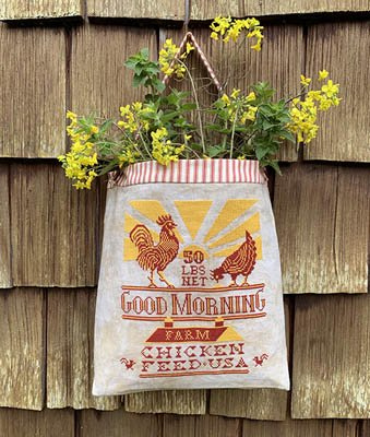 Carriage House - Chicken Feed Sack