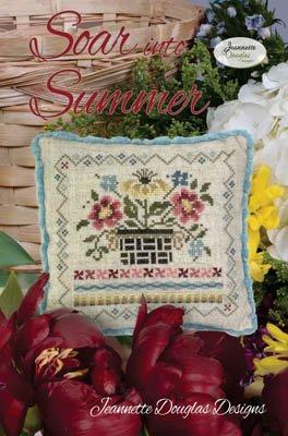 Jeannette Douglas - Soar Into Summer