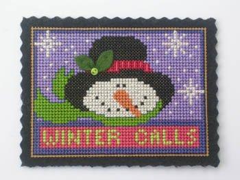 Val's Stuff - Winter Calls Kit