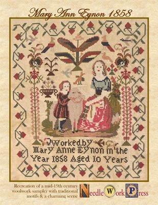 NeedleworkPress - Mary Anne Eynon 1858