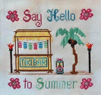 Pickle Barrel Designs - Hello Summer