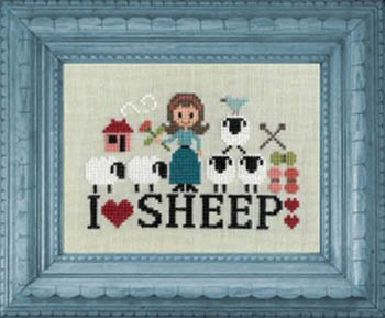Jardin Prive' - I Love Sheep