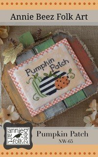Annie Beez - Pumpkin Patch