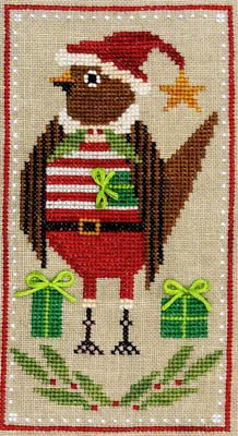 Artful Offerings - How The Finch Stole Christmas