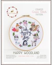Dear Sukie - Happy Woodland