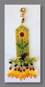 Fern Ridge - Sunflowers & Crows Fob kit