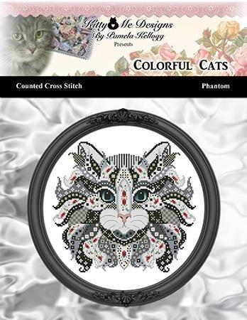 Kitty & Me - Phantom Colorful Cats