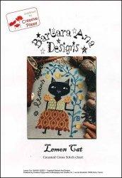 Barbara Ana - Lemon Cat