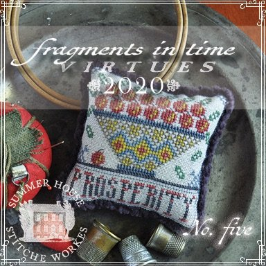Summer House - Prosperity 2020 Fragments in Time Virtues