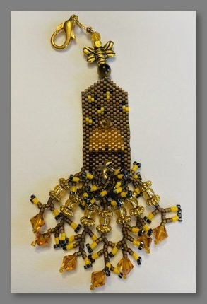 Fern Ridge - Bee Bungalow Fob