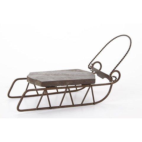 Sled - Small Wood/Metal