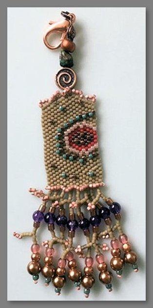 Fern Ridge - Bring on the Beads Fob