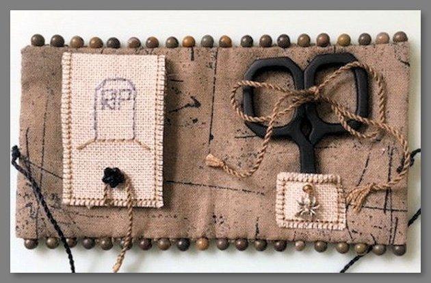 Fern Ridge - Gathering Needle Book
