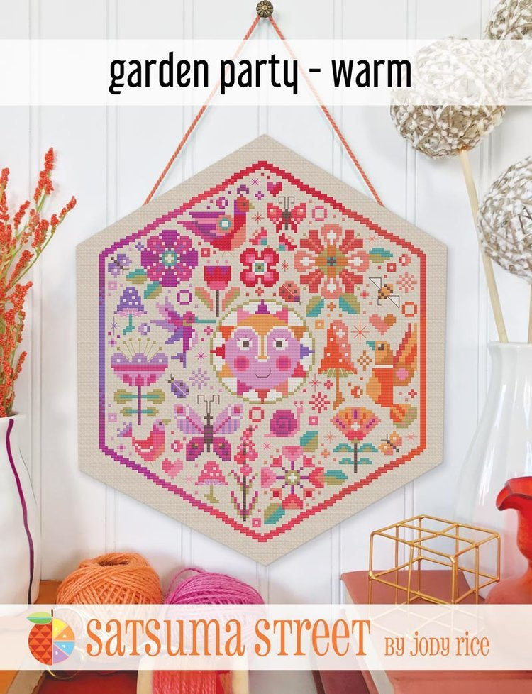 Satsuma - Garden Party Warm Variation
