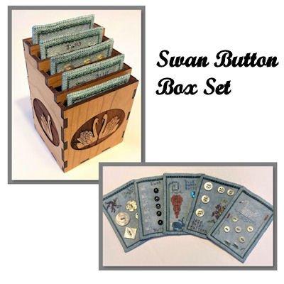 Fern Ridge - Swan Button Box Set
