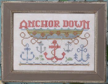 Hands On Design - Anchor Down To The Beach #7